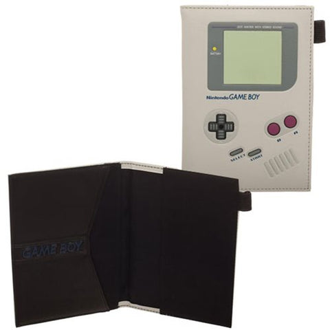 Game Boy passport wallet