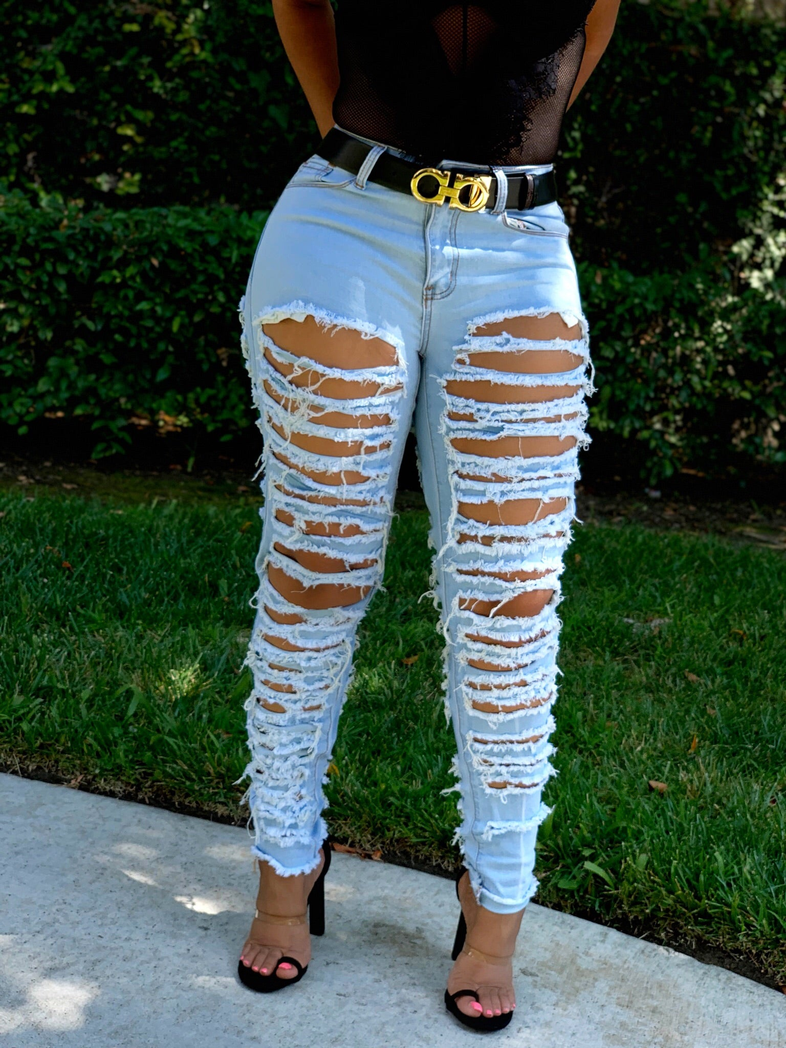 DANGEROUS JEANS - IntrigueFashions