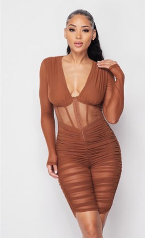 IN HIGH DEMAND BROWN
