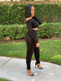 SEAL THE DEAL SWEATSUIT - IntrigueFashions