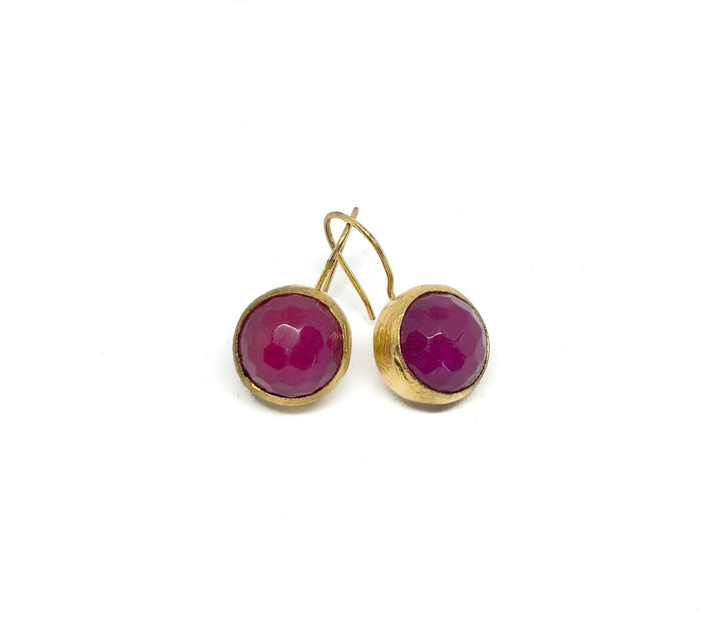 'Berta' Drop Earrings