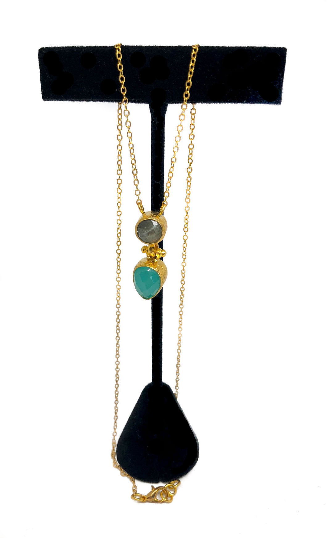 'Adria' Gold Necklace
