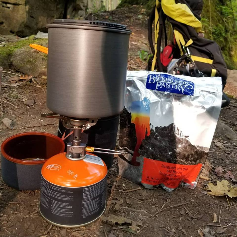 GSI Outdoors - Pinnacle Soloist Complete Set