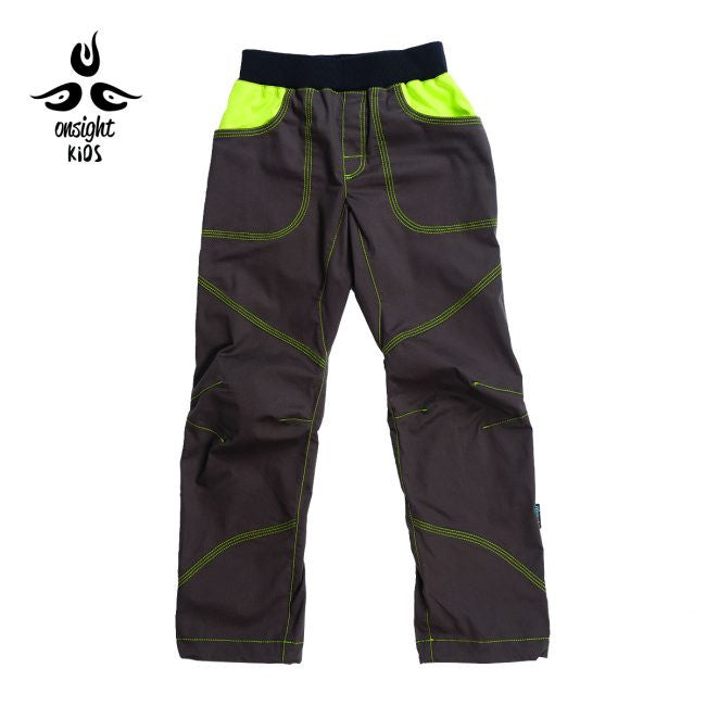 Onsight Kid's - Black / Yellow Omsight