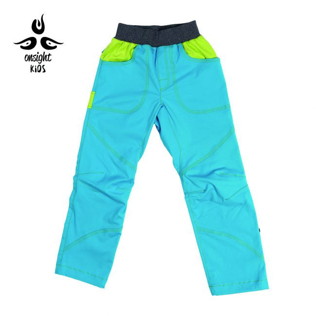 Onsight Kid's - Baby Blue / Lime Omsight