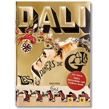 Salvador Dalí's Surrealist Cookbook