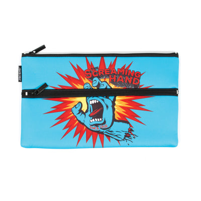 SCREAMING HAND PENCIL CASE YOUTH - Santa Cruz Australia