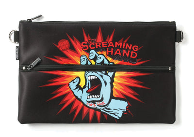 Screaming Hand Laptop Case - Youth