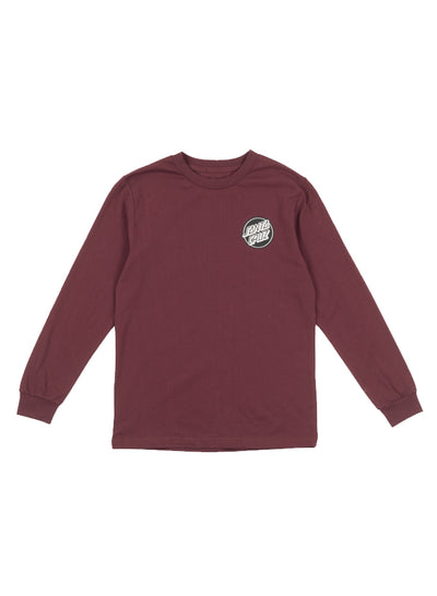 SASQUATCH LS TEE - YOUTH - Santa Cruz Australia