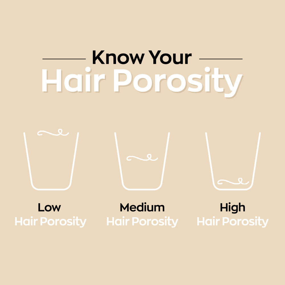 Know your Hair Porosity