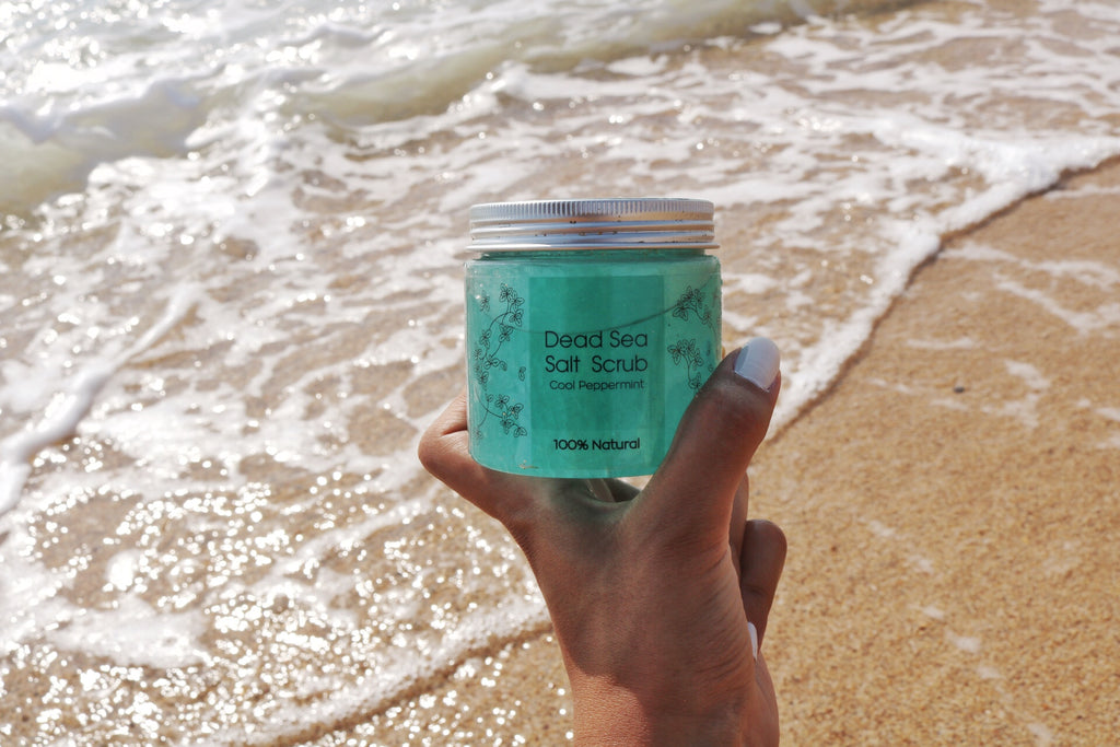 How is Dead Sea Salt Scrub Different?