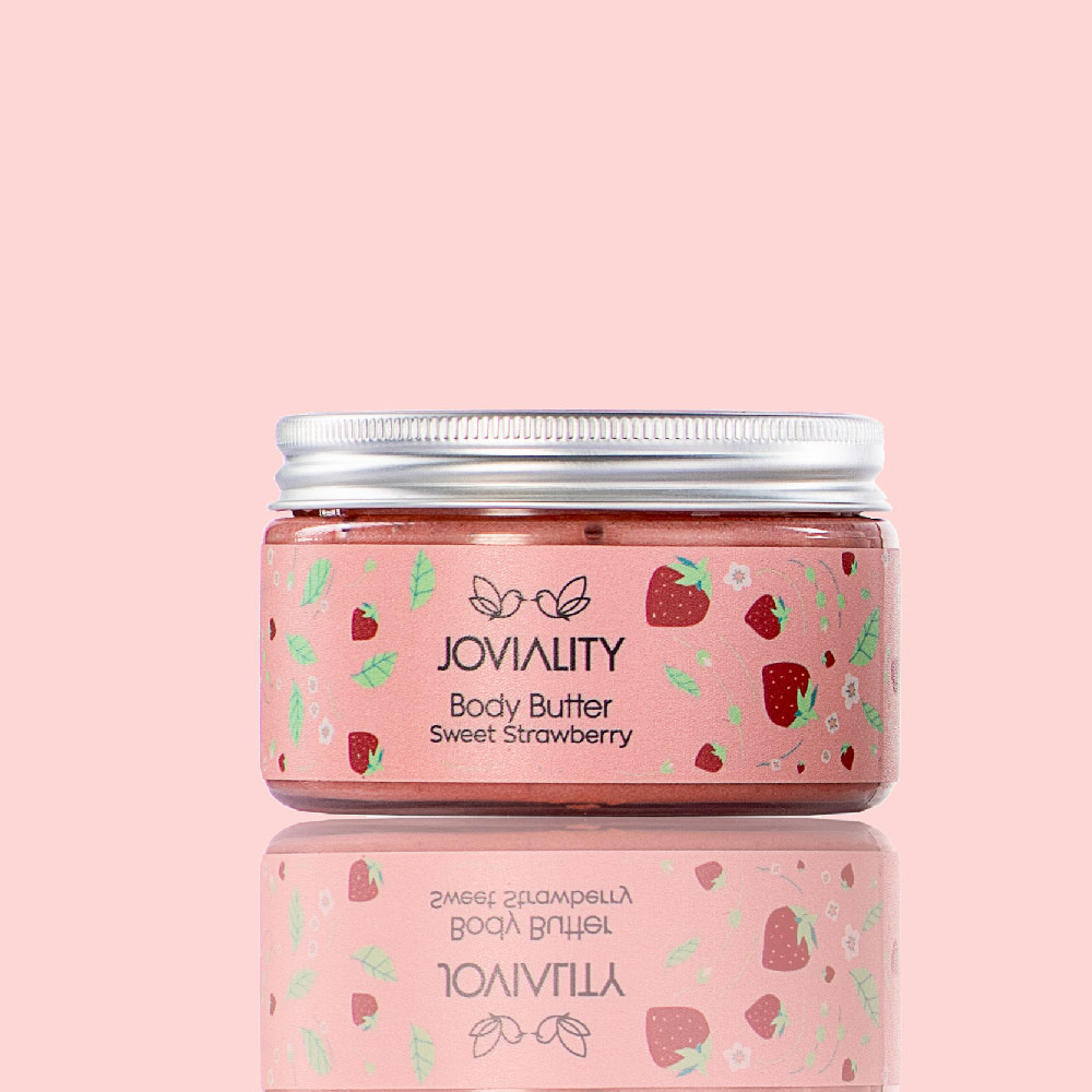 Joviality natural body butter