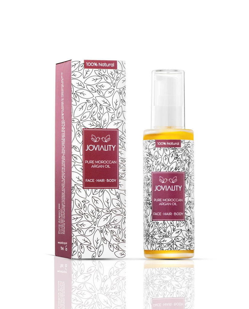 Pure Moroccan Argan Oil - Joviality-eg