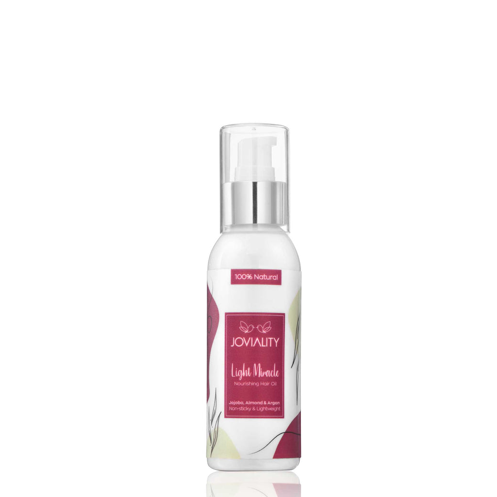 Light Miracle Hair Oil - Joviality-eg