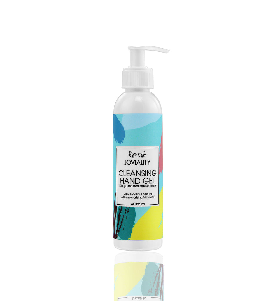 Cleansing Hand Gel - Joviality-eg