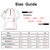 icyzone Workout Hoodie for Women - Athletic Running Pullover Short Sleeve Shirts with Kangaroo Pocket