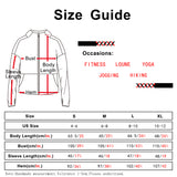 icyzone Workout Track Jackets for Women - Athletic Exercise Running Zip-Up Hoodie with Thumb Holes
