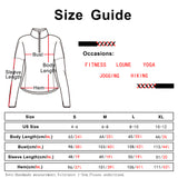 icyzone Workout Long Sleeve Shirts for Women - Running Yoga Tops Quarter Zip Pullover Exercise T-Shirts with Thumb Holes