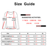 icyzone Workout Sweatshirts for Women - Women's Pullover Running Tops Long Sleeve Athletic Shirt