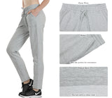 icyzone Sweatpants for Women - Active Joggers Athletic Yoga Lounge Pants with Pockets