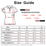 icyzone Women's Athletic Golf Polo Shirts Stretch Pique Short Sleeve Tops