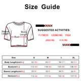 icyzone Open Back Workout Top Shirts - Yoga t-Shirts Activewear Exercise Crop Tops for Women
