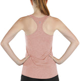icyzone Workout Tank Tops with Built in Bra - Women's Racerback Athletic Yoga Tops, Running Exercise Gym Shirts