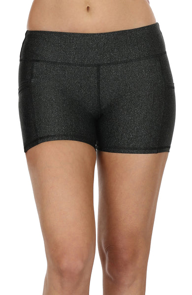 icyzone Athletic Shorts Built-in Brief Womens Workout Gym Exercise Running Yoga Shorts