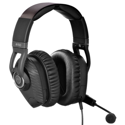 Akg Aviation Av100 Anr Headset