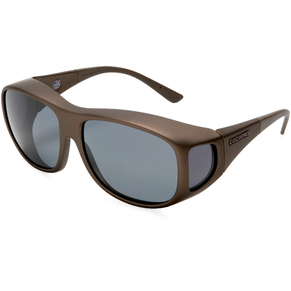 Cocoons Fitovers Polarized Sunglasses Pilot (Lg)