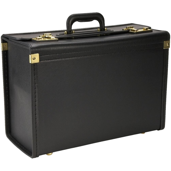 Heritage Luggage Pilot Catalog Case