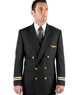 Mens Pilot Uniform Traditional