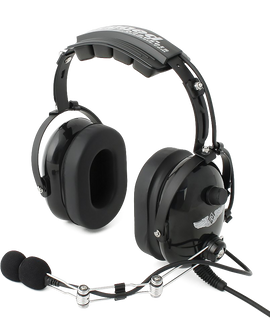 Ra200 Rugged Air Aviation Pilot Headset
