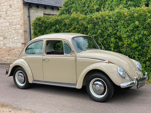 1966 Restored Right Hand Drive Beetle - Immaculate
