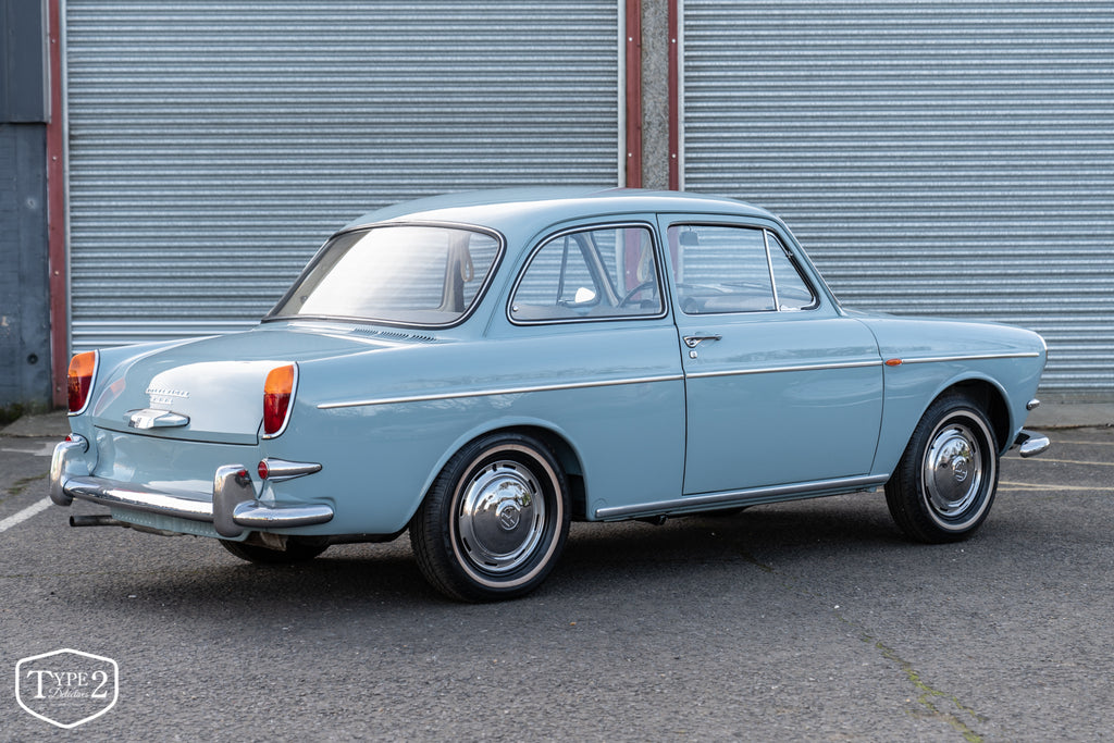 1965 1500s Type 3 NotchBack