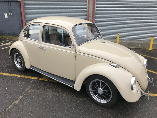 1967 UK RHD Spec Unique Beetle