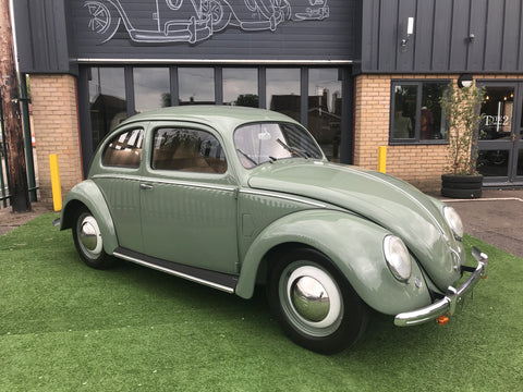 "1952 Split Window ""Crotch Cooler"" Beetle"