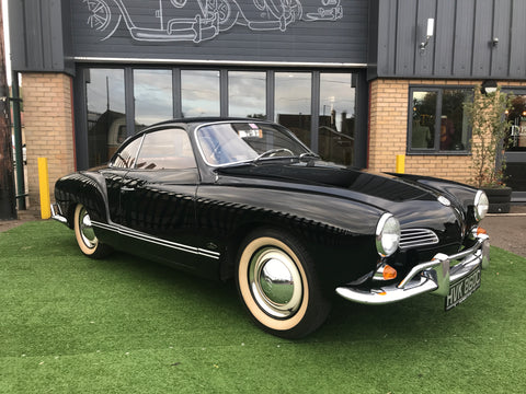 1965 Stunning 2 Owner Karmann Ghia Coupe
