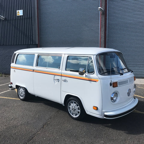 1979 Late Bay Sunroof Microbus
