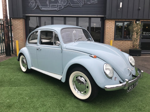 1967 1500cc Matching Number Beetle
