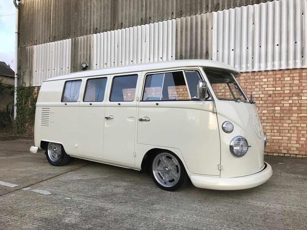 1966 11 Window Split Screen Camper