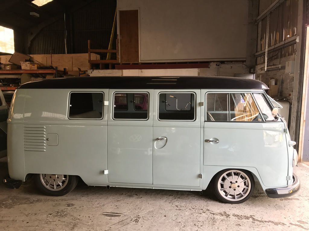 1959 11 Window Air Ride Split Screen VW Camper