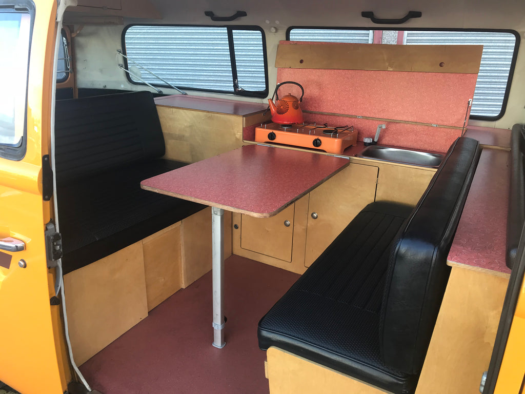 1979 2.2L Bay Window Adventure Bus