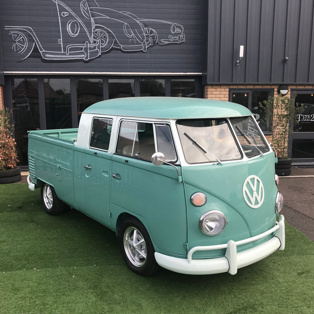 1963 Double Cab Split Screen VW