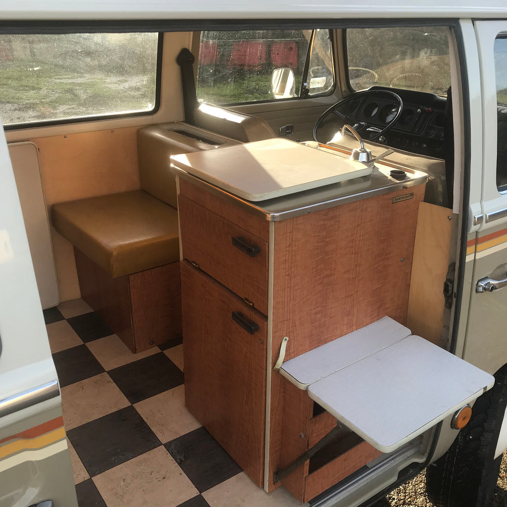 1968 Early Bay Westfalia Adventure Wagon