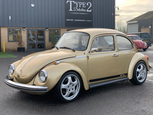 "For Sale 1973 1303 Special Edition ""Big Bug"""