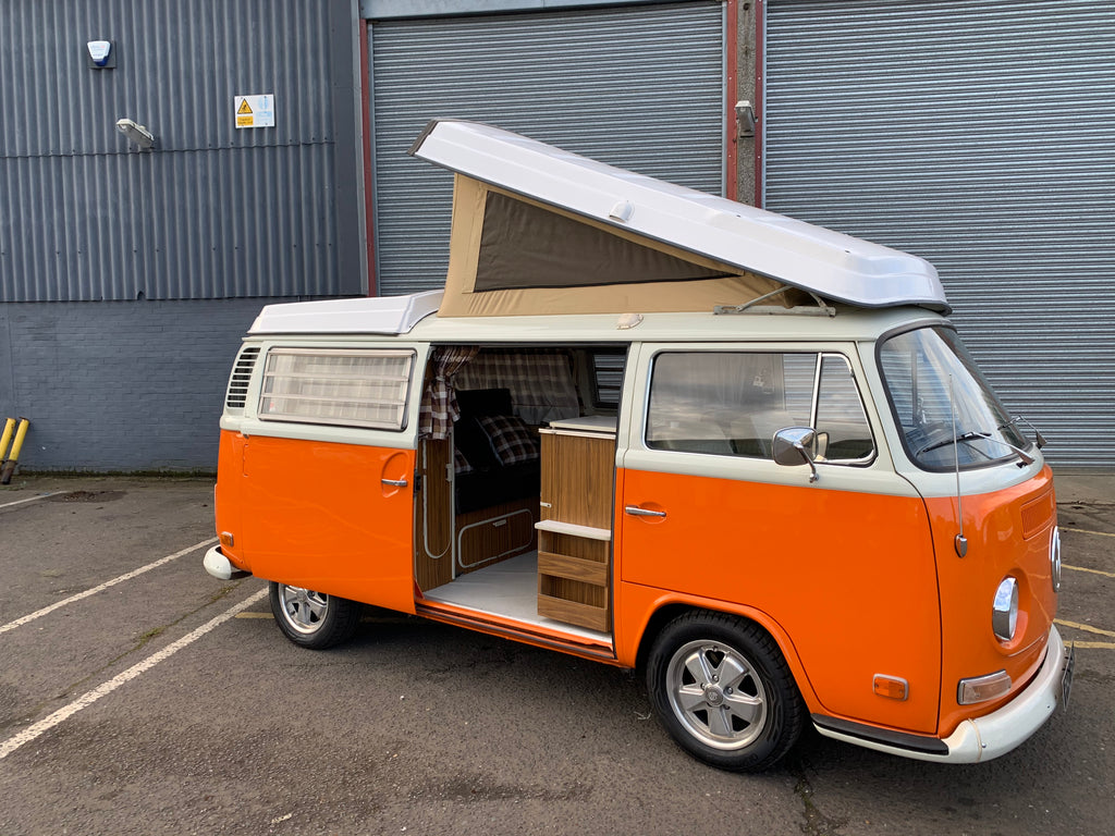1972 Californian Westfalia Bay