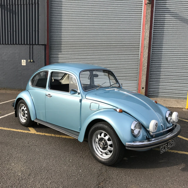 1972 RHD Limited Edition Marathon Beetle