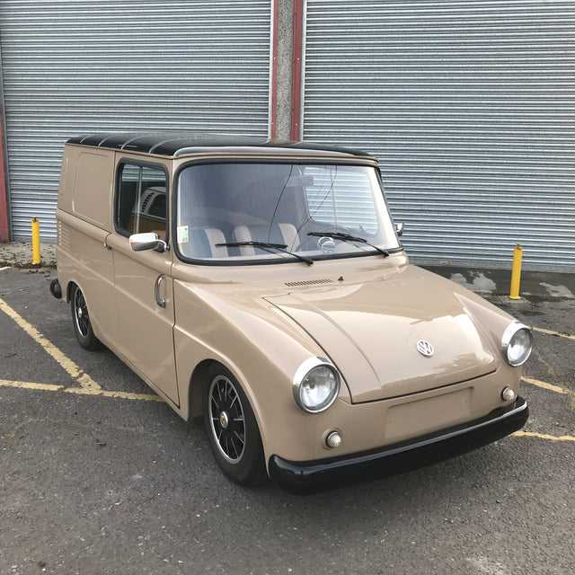 1969 Rare VW Fridolin (German Post Office Van)