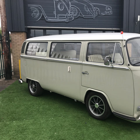 For Sale 1973 Deluxe Microbus